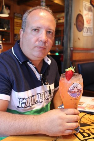 Bubba Gump Shrimp Co. : Refrescante
