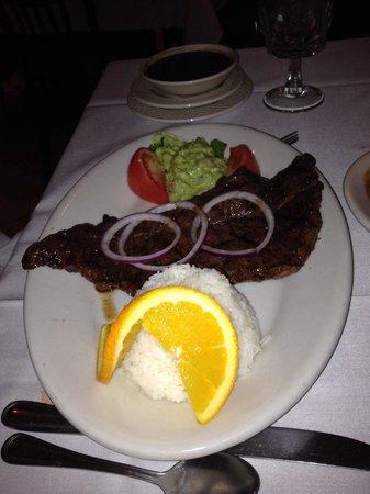 Mariachi Restaurant: Carne Adada