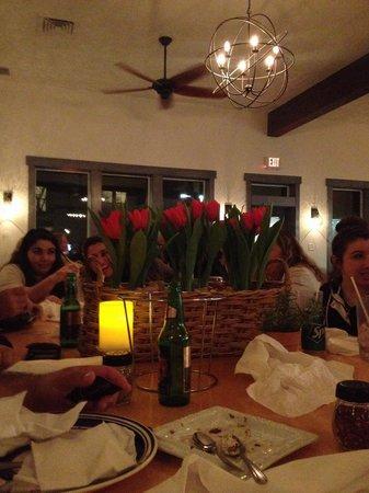 Dinner at Arte Pizza!
