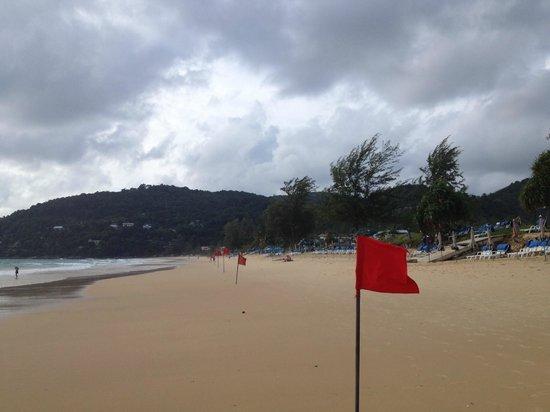 Grand Orchid Inn: Karon Beach