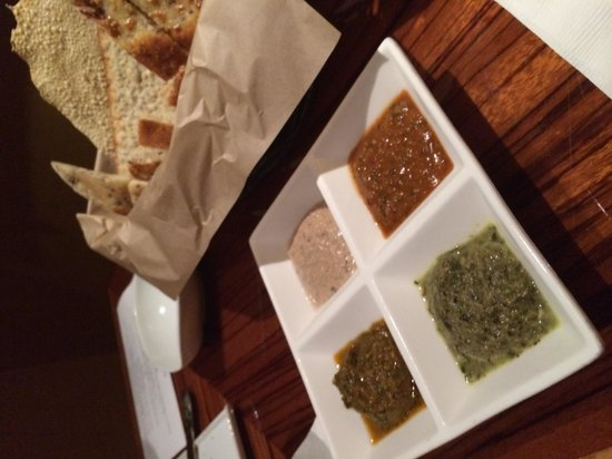 Jiko - The Cooking Place: Dips