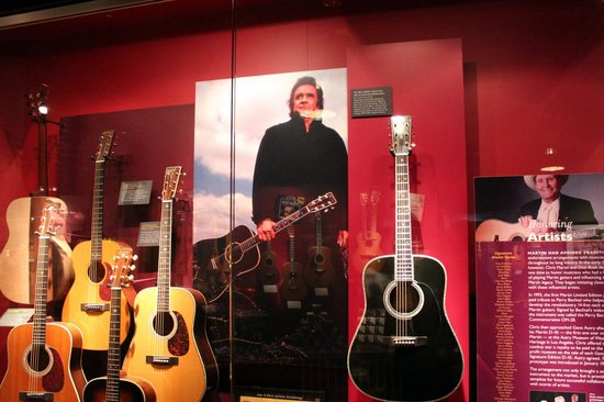 Martin Guitars - C.F. Martin & Co. Museum