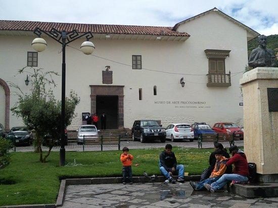 Pre-Columbian Art Museum: Museo de Arte Precolombino
