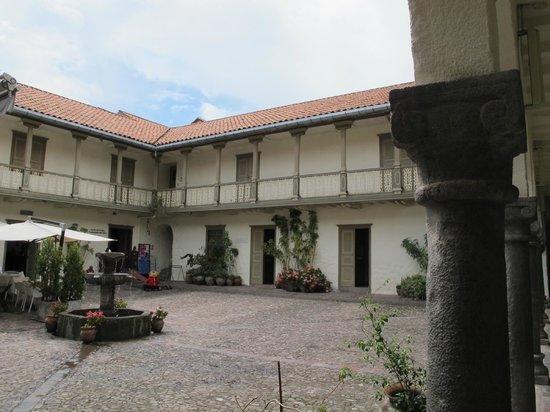 Pre-Columbian Art Museum: Interior del Museo