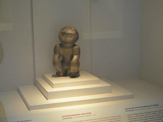 Pre-Columbian Art Museum: Sala Formativo