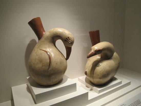 Pre-Columbian Art Museum: Sala Mochica