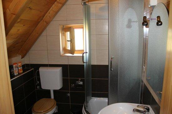 Villa Boska Palic Apartment 2 Bathroom