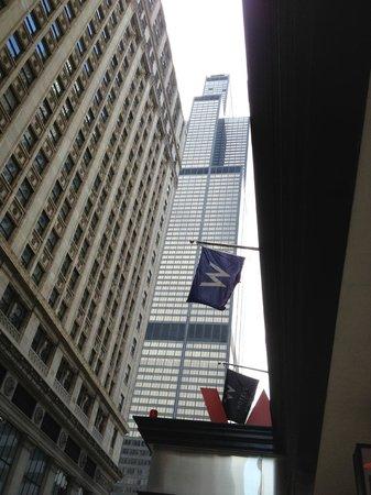 W Chicago - City Center: W City Center Exterior
