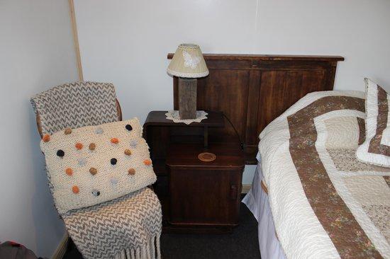 Pire Mapu Cottage Bed and Breakfast : habitacion