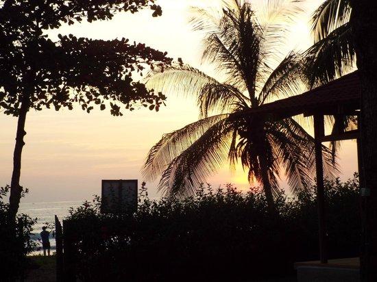 Hotel Casa Azul: Sunset View