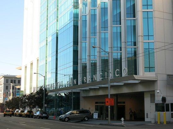 Entrada Intercontinental San Francisco