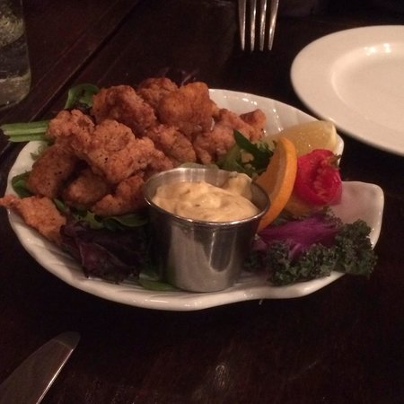 Tooloulou's : Gator was so good.