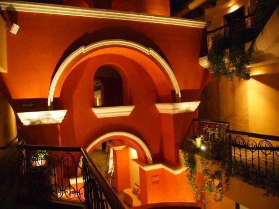 """Casa del Alma Hotel Boutique & Spa: """"Arco del Carmen"""""""