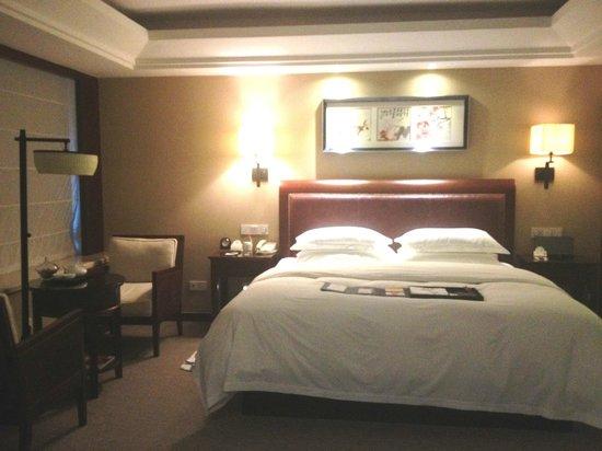 Zhejiang Narada Grand Hotel: Suite Bedroom