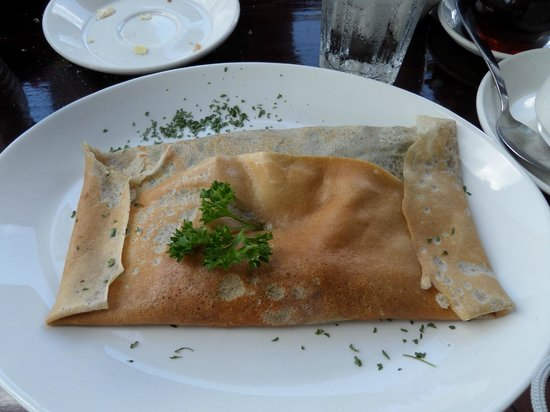 Zee Best Restaurant : Vegetable Crepe