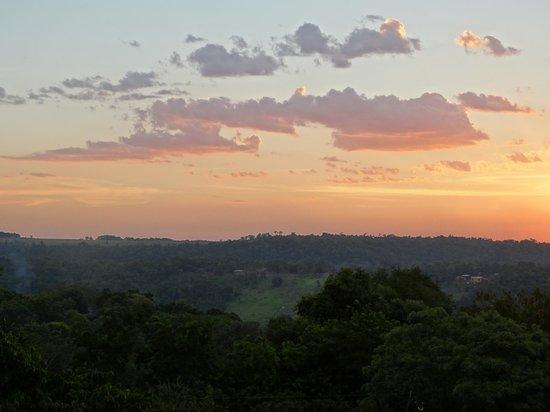 Amerian Portal del Iguazu: Vista habitacion jardin
