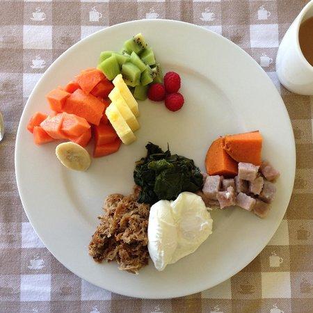 Kalaekilohana: Breakfast