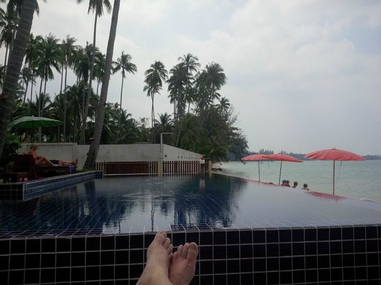Lipa Bay Resort : Pool