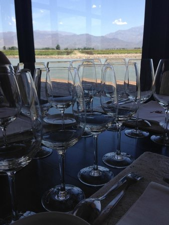 Ampora Wine Tours: Lunch at O Fournier