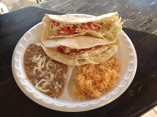 Ohana Tacos: Fish Tacos