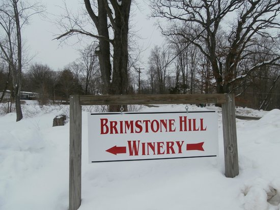 Brimstone Hill Winery: Welcome