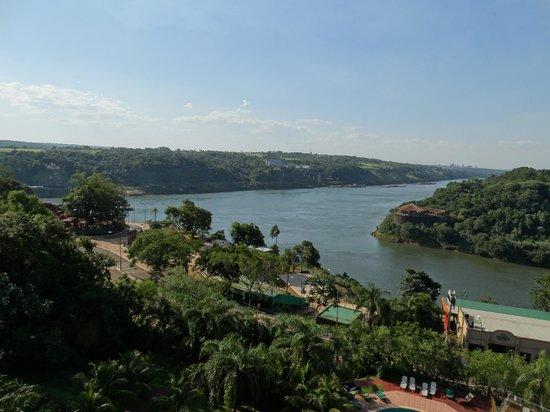 Amerian Portal del Iguazu: Vista Triple Frontera Hotel