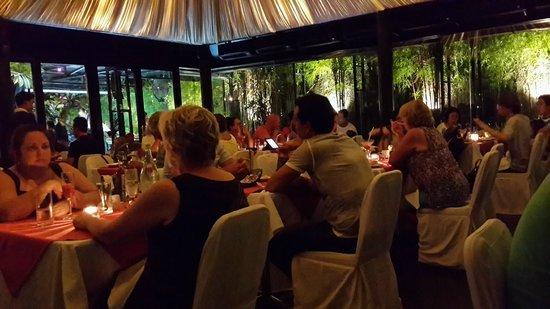 Ultimo Restaurant - Interior
