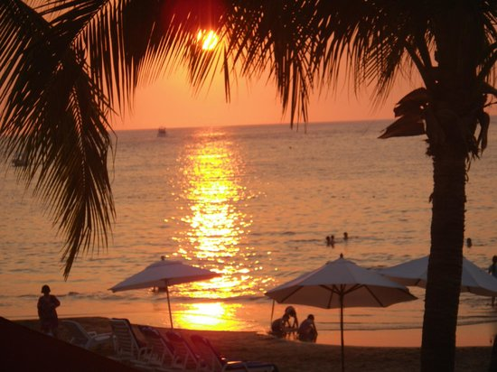 Club Med Ixtapa Pacific : Breathtaking sunsets