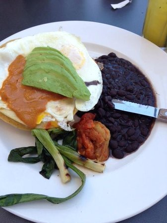Coogies Beach Cafe: Coogies Special breakfast
