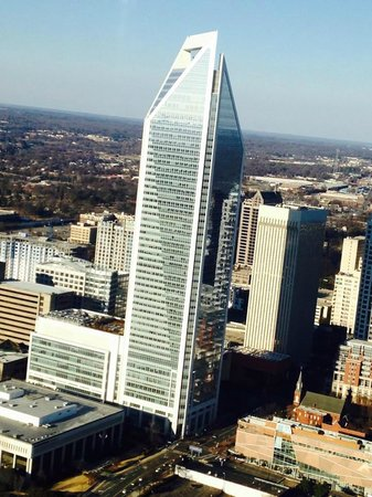 Queen City Helicopters: Duke Energy Building