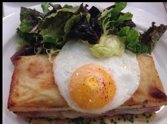 The Odeon : Croque Madame