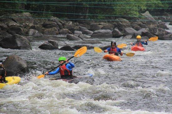 Madawaska Kanu Centre - Day Trips: Kayaking