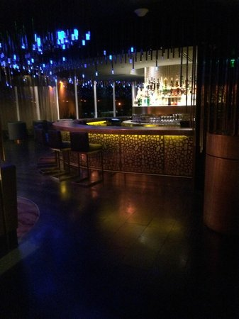 W Fort Lauderdale : Bar area