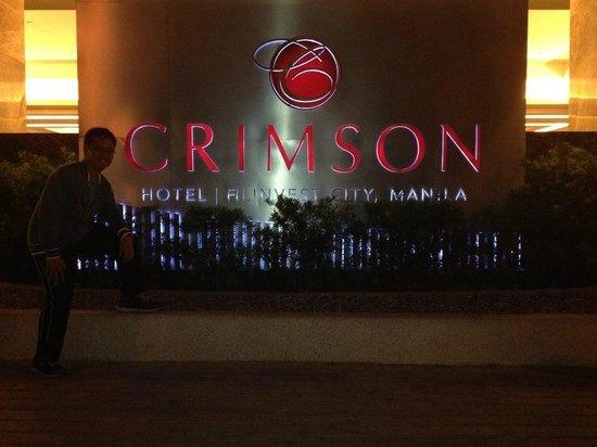 Crimson Hotel Filinvest City, Manila: yeah!
