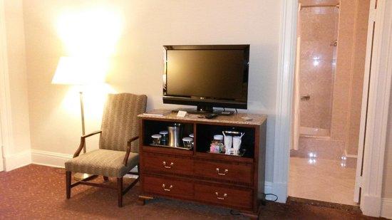 Seelbach Hilton: room