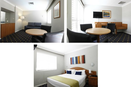 Ibis Styles Sydney Lansvale : Superior Queen and Sofa bed