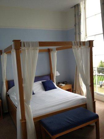 Hotel Rex : Bed