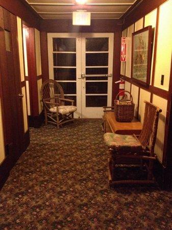 Pine Hills Lodge: Hotel