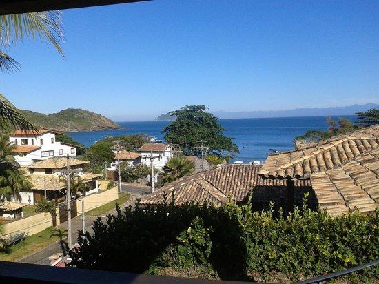 Pousada Praia Joao Fernandes: balcón vista