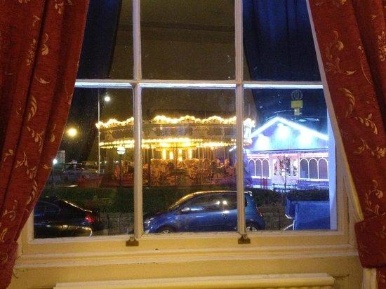 Hotel Rex : View at night