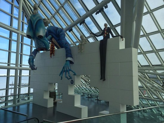 Rock & Roll Hall of Fame: Pink Floyd Wall