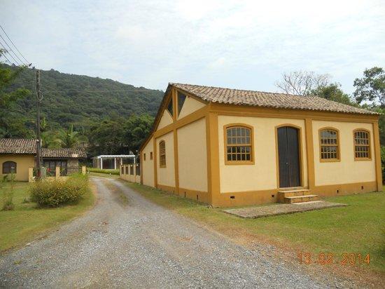 Vila da Gloria Inn : Vista da entrada da pousada