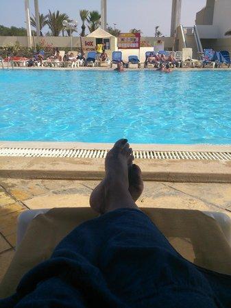Club Marmara Zahra: La grande piscine du Zhara