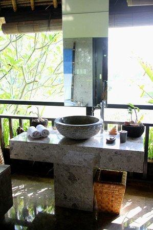 The Zala Villa Bali: bathroom