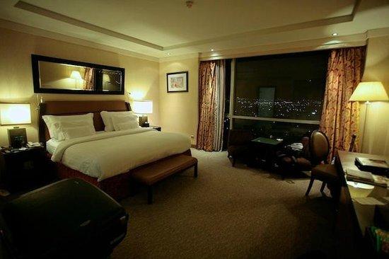 Kenzi Tower Hotel: Camera 21° piano
