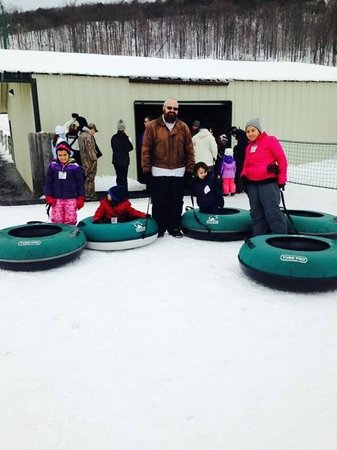 Whitetail Mountain Resort: Our favorite winter trip!