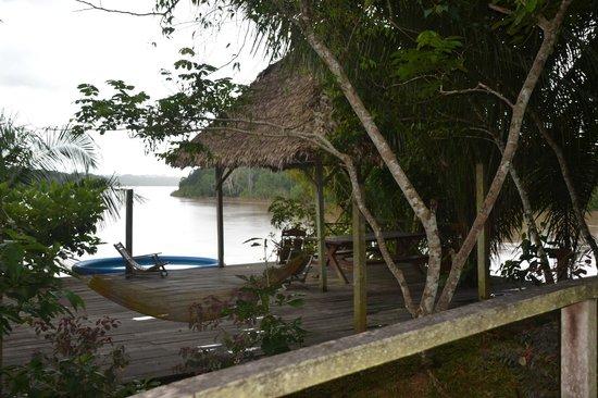 Sotupa Eco House : Piscina