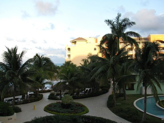 Iberostar Rose Hall Suites: view from balcony - rm 4128