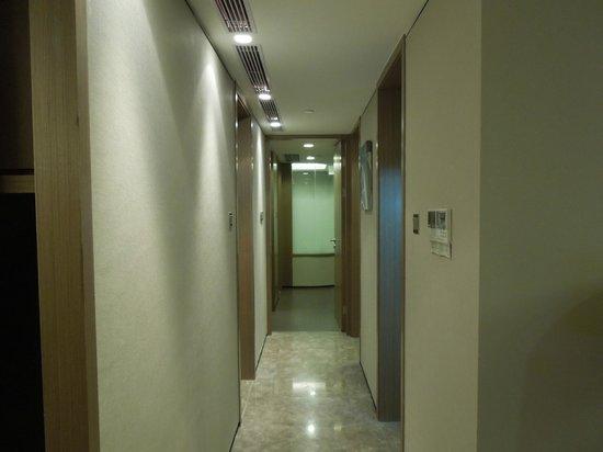 Ascott IFC Guangzhou: Corridor