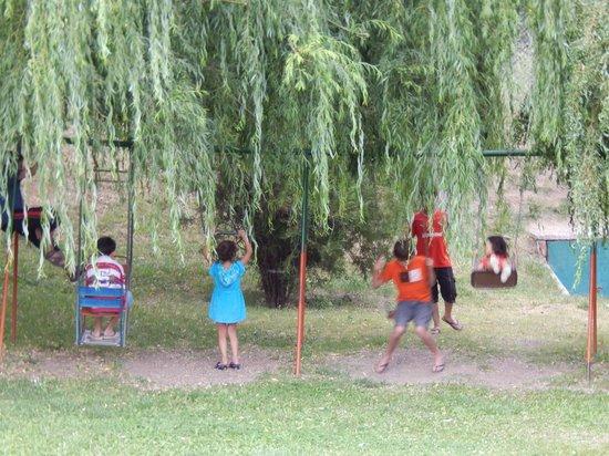 Cabanas Andinas: Juegos para niños